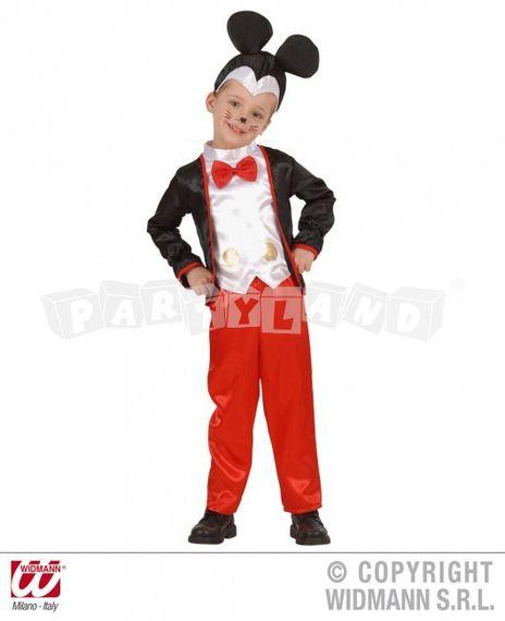 Detský kostým Mouse chlapec