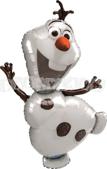 Fóliový balón Frozen - Olaf 104 cm