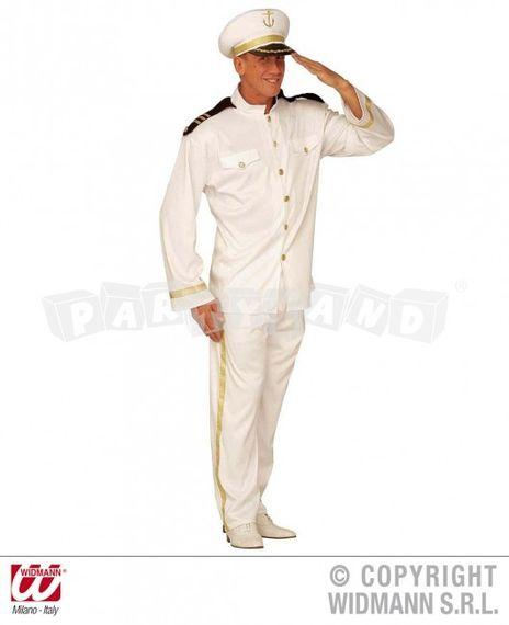 Pánsky kostým Kapitán