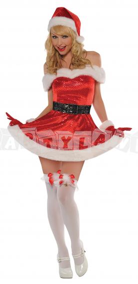 Kostým Santa Kiss Me