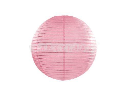 Lampión ružový 25cm