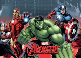 Avengers párty
