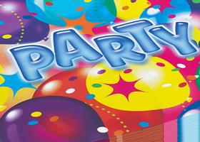 Balloon párty
