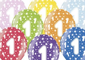 Balóny čísla