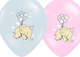 Balony s obrázkom