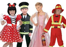 Detské kostýmy