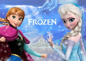 Frozen párty