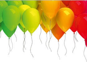 Latexové balóny