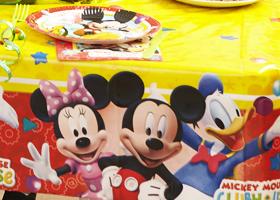 Mickey párty