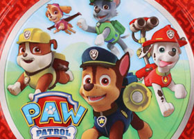 Paw Patrol párty