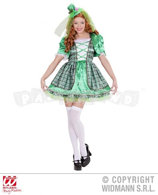 Dámsky kostým Írske dievča 7a25cac7dfa