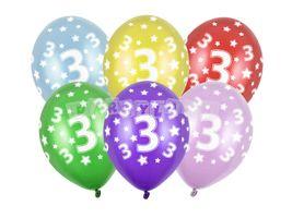 Balón číslo 3