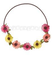 Čelenka Kvety