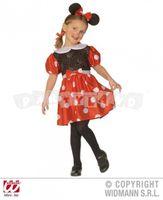 Detský kostým Mouse girl