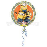 Fóliový balón spievajúci Mimoni