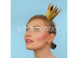 Kráľovská koruna zlatá