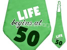 Kravata 50 rokov