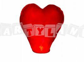 Lampión šťastia srdce