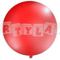 Metrový balón červený