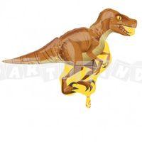 Raptor - fóliový balón 101x71 cm