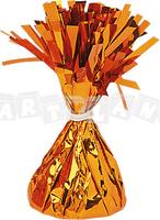 Závažie na balóny - oranžové