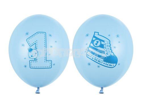 Balón 1. narodeniny chlapec 1ks