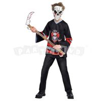 Chlapčenský kostým Zombie Hokejista e251263c9f8