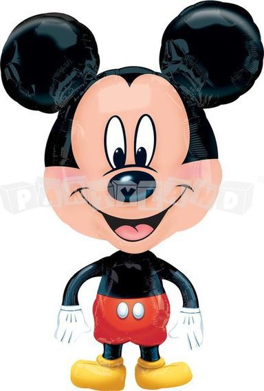 Chodiaci balón Mickey Mouse