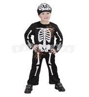 Detský kostým Kostlivec