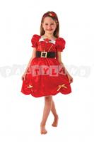 Detský kostým pani Santová