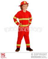 Detský kostým Požiarník