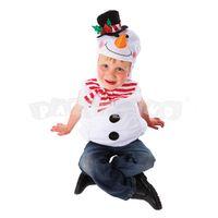 Detský kostým snehuliak 3-5 rokov