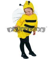 Detský kostým Včielka