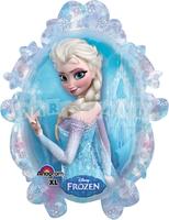 Fóliový balón Frozen - Elza