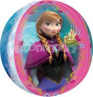 Fóliový balón Frozen guľatý