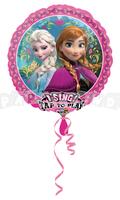 Fóliový balón spievajúci Frozen