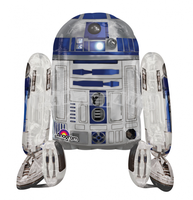 Fóliový balón Star Wars R2-D2