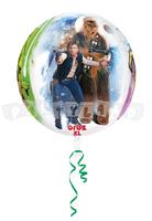 Star Wars 40 cm guľatý balón