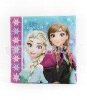 Frozen servítky 2