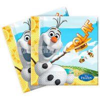 Frozen servítky Olaf