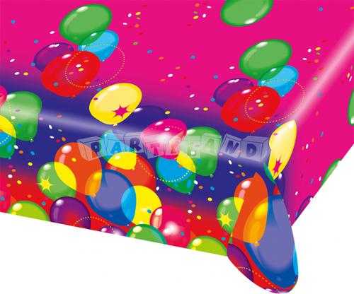 Gumený obrus Balloon party 2