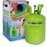 Héliová fľaša 30 balónov
