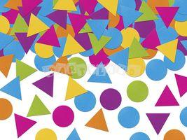 Konfety farebné mix 5g