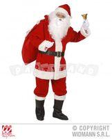 Kostým profesionálny Santa Claus XL