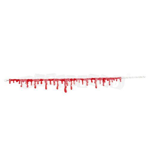 krv podrezaný krk