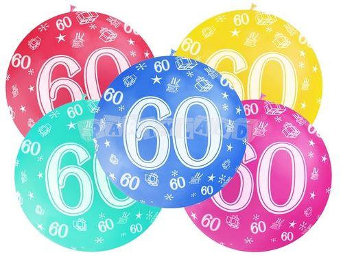 Metrový balón - 60 rokov