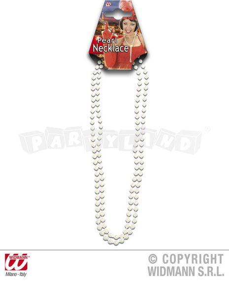 Náhrdelník perly 70 cm