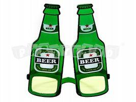 Okuliare Pivové fľaše