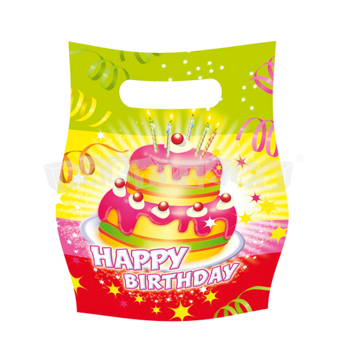 Party vrecko Happy birthday