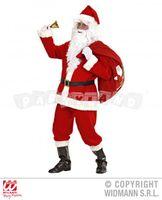 Santa Claus kostým Deluxe UNI
